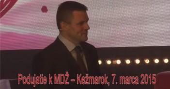 Kezmarok - MDZ 2015