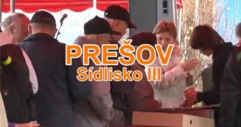 Stretnutie s obcanmi - Presov