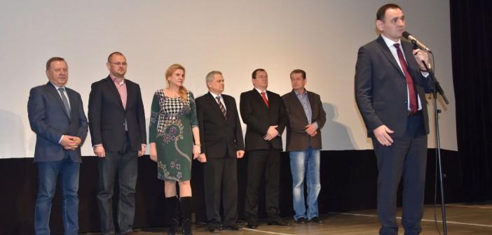 Predvolebné stretnutie v Snine – 1. marec 