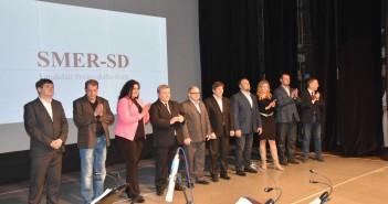 Predvolebný míting vo Vranove – 29. február