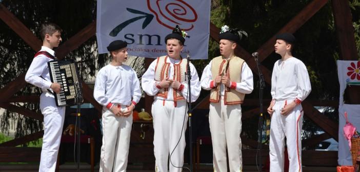 Oslavy 1. mája v Starej Ľubovni