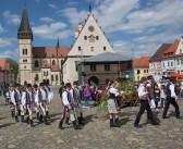 Oslavy 1. mája v Bardejove