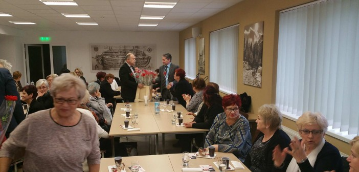 Aj v Prešove si uctili ženy