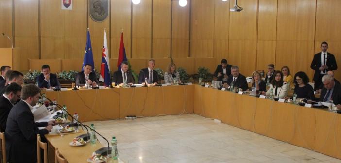 Výjazdové zasadnutie Vlády SR vSabinove
